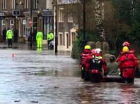 Европа пострадала от стихии: порывы ветра до 177 км/ч, наводнения, транспортный хаос (ВИДЕО, ФОТО)