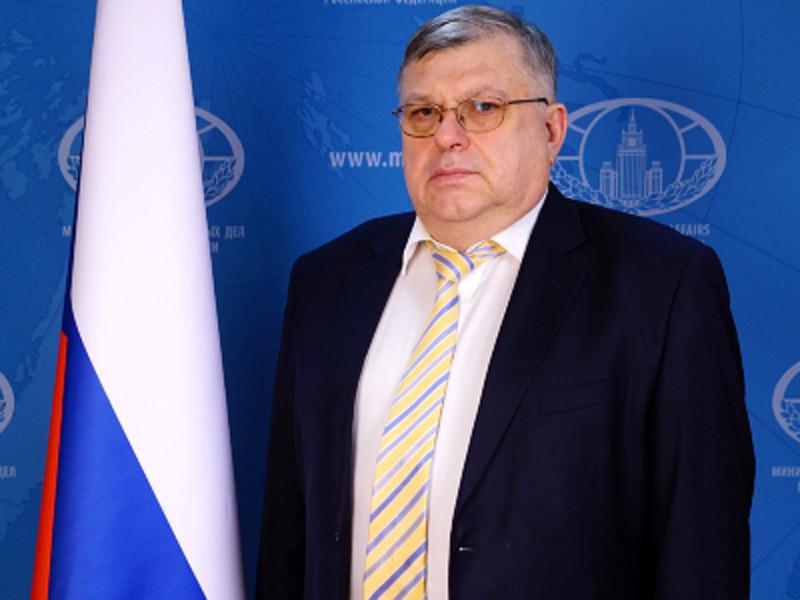 Чрезвычайный посол России в Центральноафриканской республике Владимир Титоренко