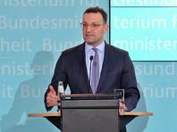 Министр здравоохранения ФРГ Йенс Шпан объявил, что в Германии начинается эпидемия коронавируса, подчеркнув, что цепочки инфекционного процесса отчасти не проследить, и в этом новизна ситуации