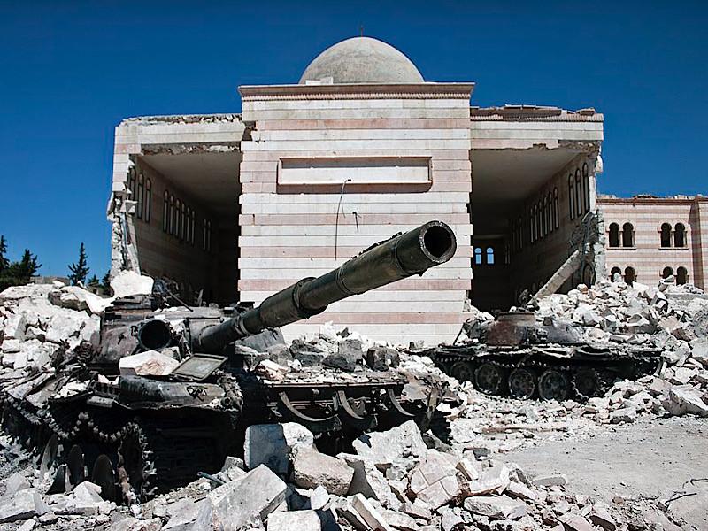 "В ООН назвали ""самым чудовищным кошмаром XXI века"" ситуацию на северо-западе Сирии"" />"