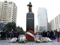 """В Баку вспоминают Ходжалинскую резню 1992 года: 613 человек были убиты, 1275 человек взяты в заложники"""" />"""