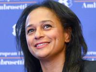 В Португалии арестованы счета богатейшей россиянки - дочери экс-президента Анголы, обвиняемой в присвоении $1,3 млрд