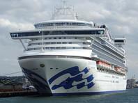 Число зараженных коронавирусом на борту лайнера Diamond Princess у берегов Японии увеличилось почти вдвое, достигнув 130 человек