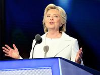 """Хиллари Клинтон назвала Трампа """"марионеткой"""", неспособной одержать победу без помощи России"""