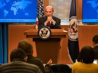 Об этом сообщил в среду спецпредставитель США по Венесуэле Эллиотт Абрамс