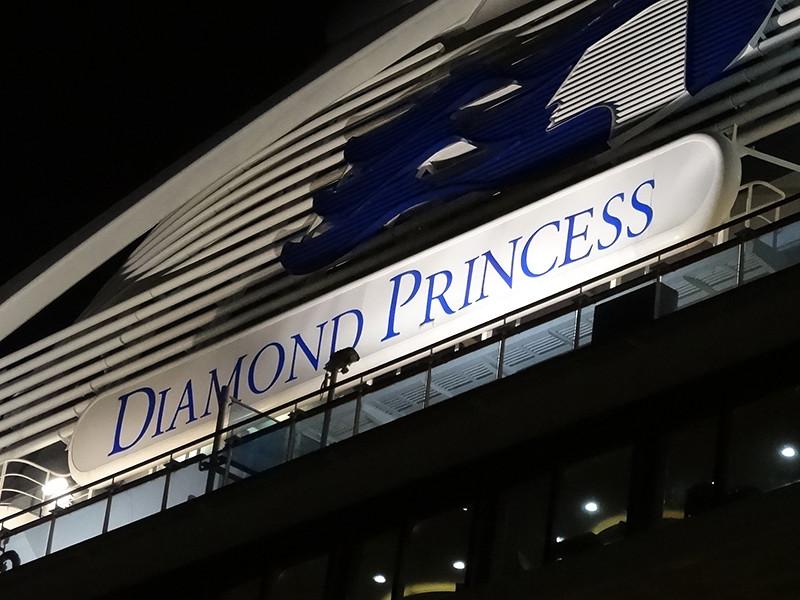 "Россиянка заразилась коронавирусом на борту лайнера Diamond Princess"" />"