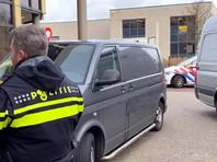 Взрыв произошел около 8 утра по местному времени в районе Слотердейк. Сейчас на месте происшествия работают саперы