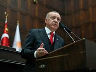 Эрдоган обвинил Сирию и Россию в ударах по мирным жителям в Идлибе