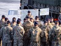 В Европе начинаются учения НАТО с самой большой за 25 лет переброской войск из США