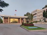 В российском посольстве в Турции усилили меры безопасности после угроз в адрес посла