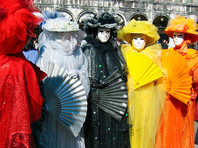 В Италии из-за коронавируса раньше срока завершили Венецианский карнавал