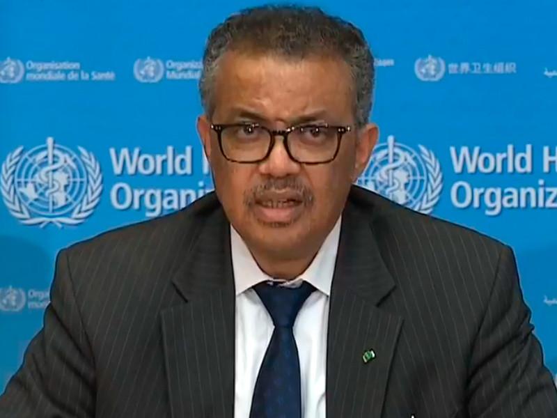 "Глава ВОЗ назвал Европу эпицентром пандемии коронавируса"" />"