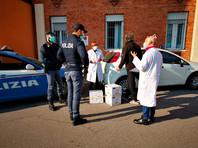 Италия опередила Китай по числу жертв коронавируса