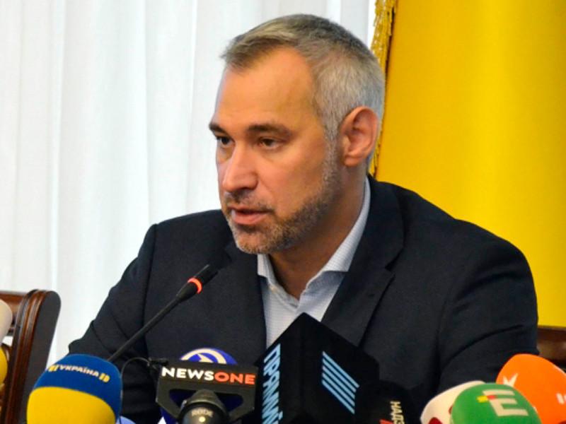 """Верховная рада отправила в отставку генпрокурора Руслана Рябошапку"""" />"""