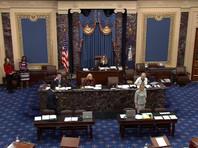 Сенат США единогласно одобрил рекордный в истории страны пакет экономических антивирусных мер на $2 трлн