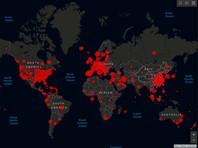 Число инфицированных коронавирусом в мире превысило 521 тыс. человек. Более 23,5 тысяч погибших