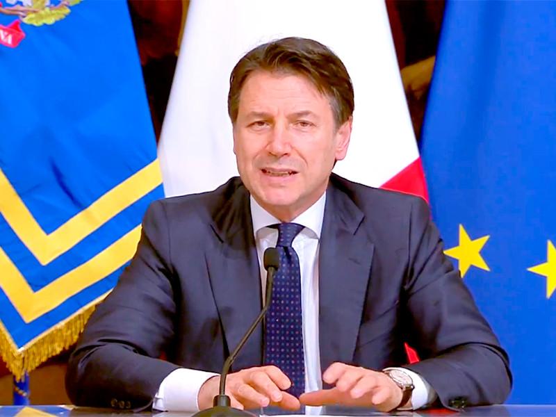 """Власти Италии объявили """"чрезвычайное экономическое положение"""" до 3 апреля"""" />"""