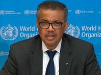 Глава ВОЗ назвал Европу эпицентром пандемии коронавируса