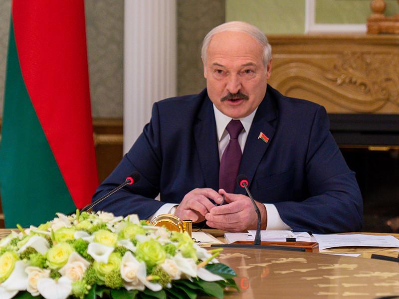 "Александр Лукашенко заявил о ""коронавирусном психозе"", который остановил мировую экономику"" />"