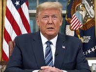 Дональд Трамп объявил месячный запрет на въезд в США из Европы