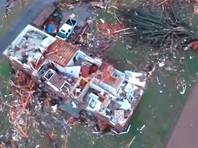 Торнадо в Теннесси разрушили десятки домов, погибли 22 человека (ФОТО, ВИДЕО)