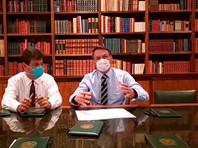 СМИ сообщили, что у президента Бразилии подтвердился коронавирус. Позднее он опроверг это сообщение