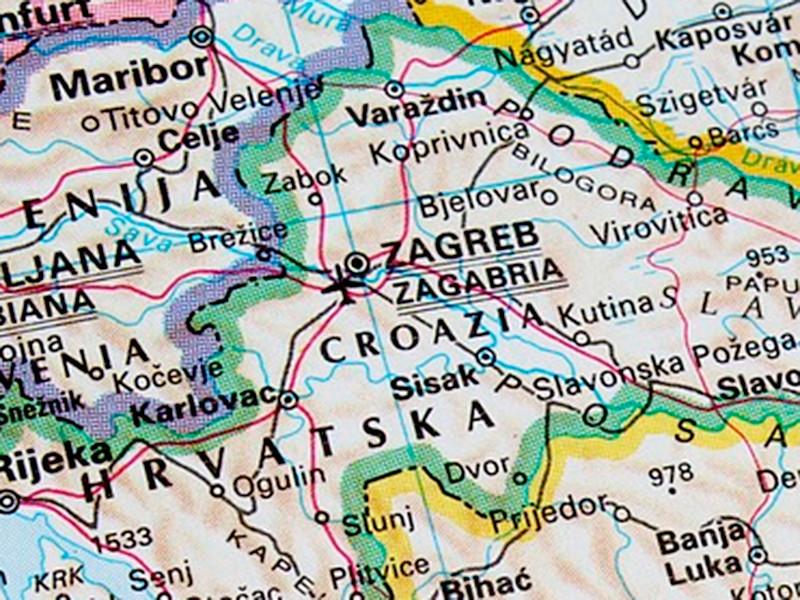 """Два землетрясения в Хорватии за сутки. Паники нет, но режим карантина рухнул (ВИДЕО, ФОТО)"""" />"""