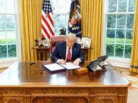 КНР заявила очередной протест США в связи с недавним подписанием президентом Трампом законопроекта о поддержке Тайваня