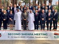 Страны G20 заявили, что намерены защитить мировую экономику от последствий коронавируса
