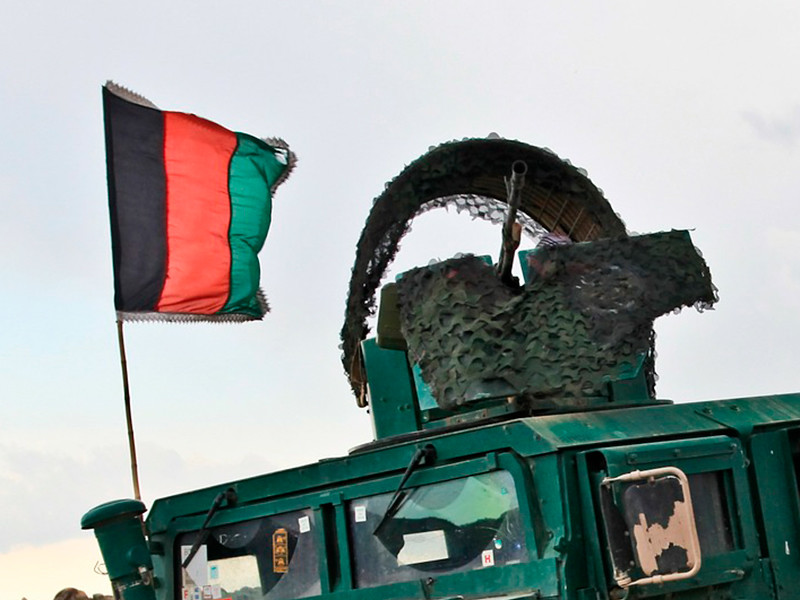 """Более 20 служащих ВС Афганистана и полицейских были убиты в результате атак, которые совершили боевики радикального движения """"Талибан""""* в северной афганской провинции Кундуз"""