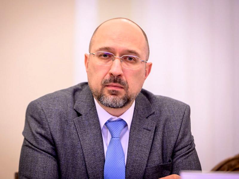 """Премьер Украины перечислил условия для подачи воды в Крым. В РФ это назвали """"водным шантажом"""""""" />"""