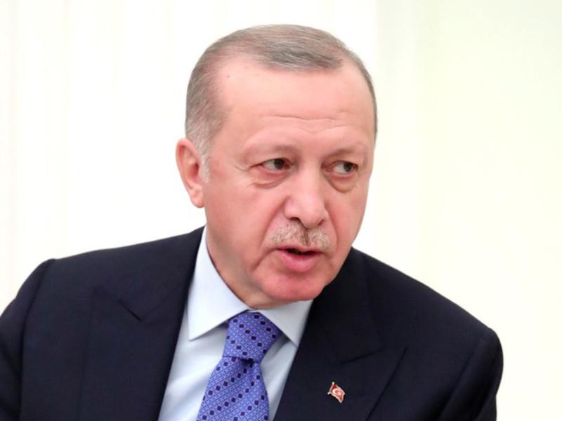 Эрдоган заявил о намерении в апреле поставить С-400 на боевое дежурство