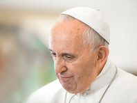 У Папы Римского не выявили коронавируса