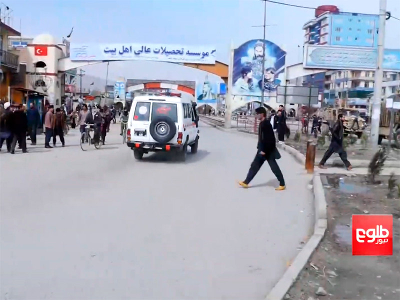 В Кабуле десятки человек погибли при нападении во время церемонии, где находился премьер