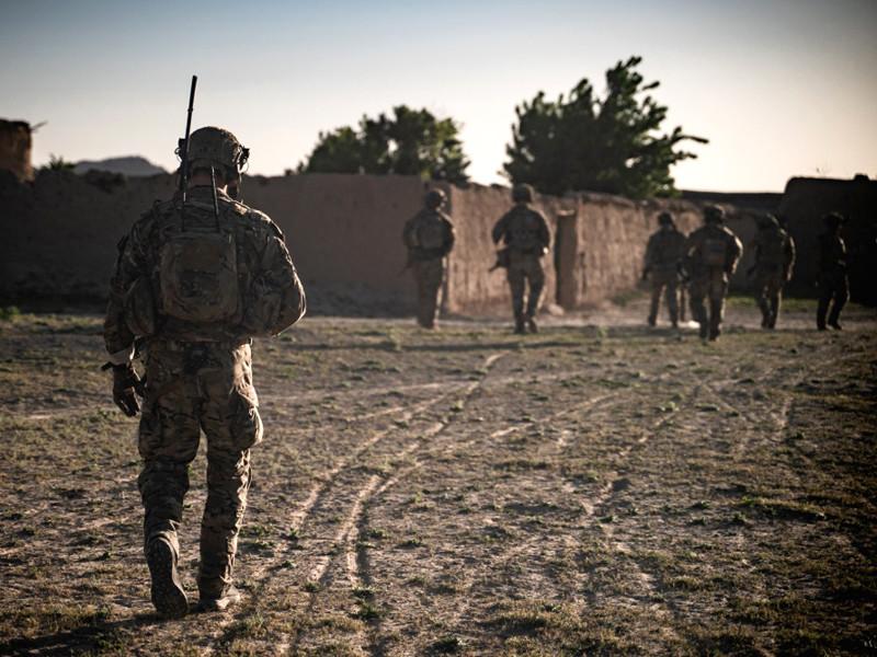 """США начали выводить войска из Афганистана на фоне возможного двоевластия"""" />"""