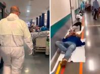 За последние сутки в Испании умерли 738 человек, это на 30 процентов больше, чем в предыдущие сутки. 3166 пациентов находятся в тяжелом состоянии. Из заболевших выздоровели 5367