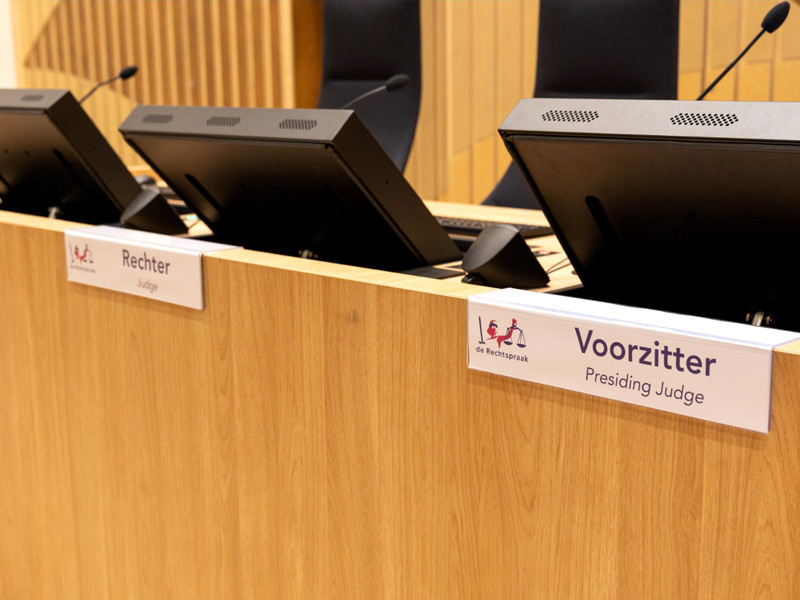 """В Нидерландах из-за коронавируса прервался суд по делу о сбитом малайзийском """"боинге"""""""
