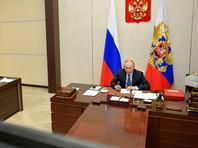 Президент РФ Владимир Путин предложил на период пандемии коронавируса ввести мораторий на санкции в отношении товаров первой необходимости