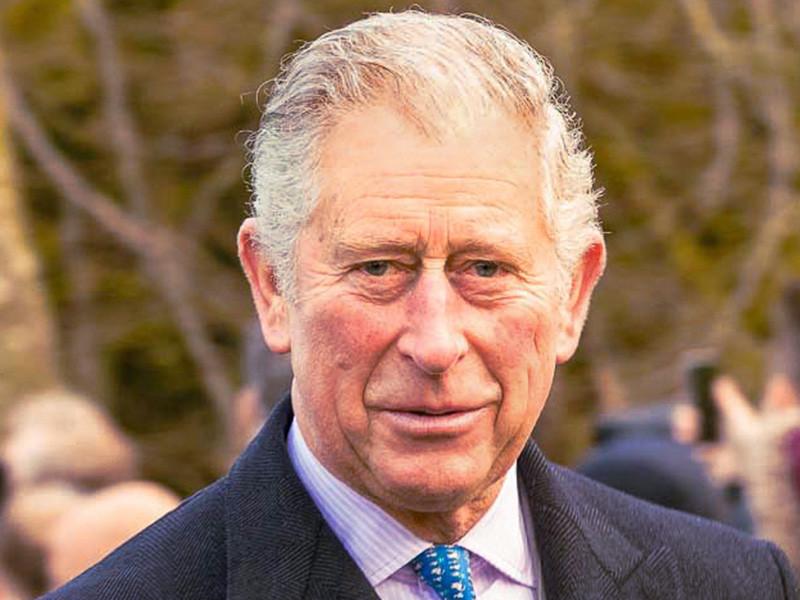 У британского принца Чарльза, первого в очереди на престол, подтвердился коронавирус