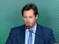 Бразильский чиновник, встречавшийся с Трампом, заражен COVID-19