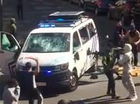 Жители Брюсселя вышли протестовать после гибели 19-летнего нарушителя карантина в полицейской погоне (ВИДЕО)