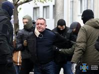 Обвиняемого в госизмене генерал-майора СБУ заподозрили в подготовке покушения на главу МВД Арсена Авакова
