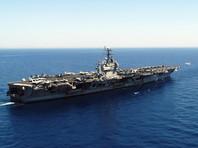 """Пентагон получил сигнал SOS с атомного авианосца """"Теодор Рузвельт"""": у более 100 моряков коронавирус, нужна эвакуация"""