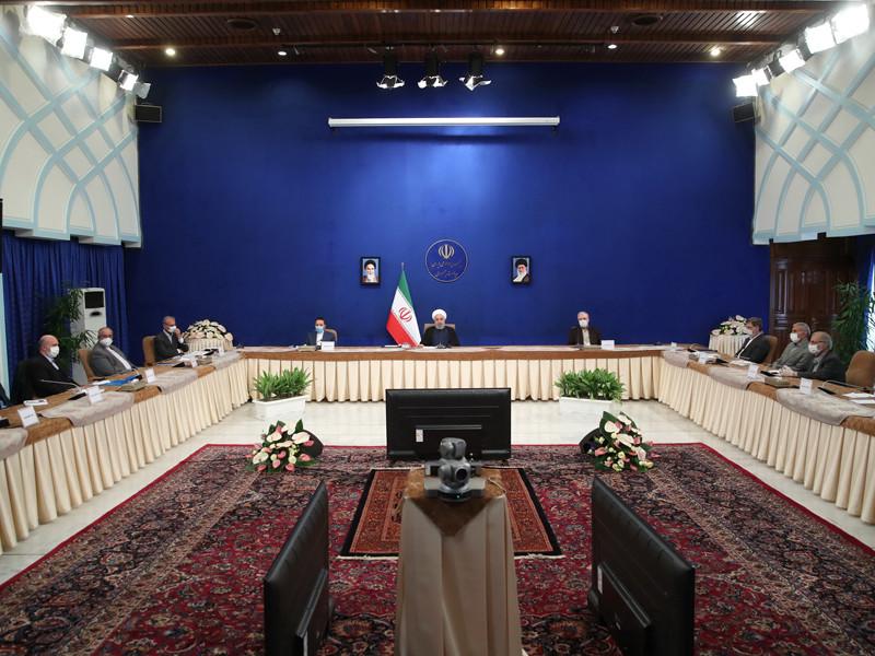 Президент Ирана призвал народ не бояться коронавируса