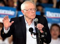 Демократ Берни Сандерс выбыл из президентской гонки