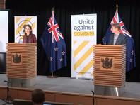 """Премьер-министр Новой Зеландии Джасинда Ардерн заявила, что стране """"удалось избежать худшего"""" в связи с эпидемией коронавирусной инфекции"""