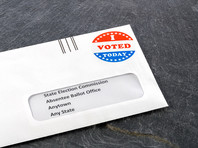 Опрос: 67% жителей США поддерживает идею голосования по почте на выборах в ноябре