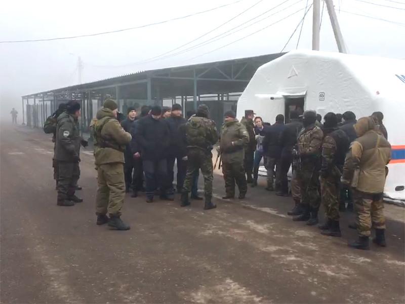 Обмен пленными между Украиной и ДНР и ЛНР, декабрь 2019 года