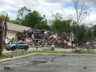 Жертвами штормов и торнадо в южной половине США стали 32 человека (ФОТО, ВИДЕО)