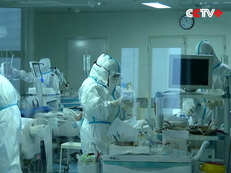 """Разведка США сочла заниженными данные Китая по заболевшим от коронавируса"""" />"""